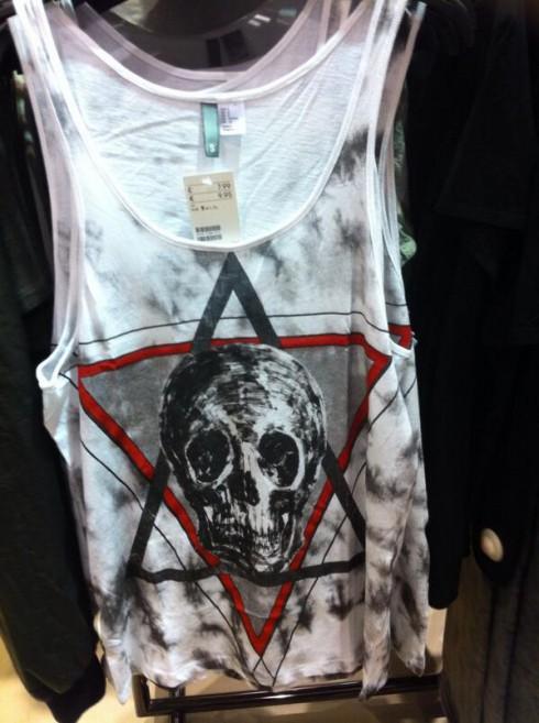H&M Anti-Semitic Shirt