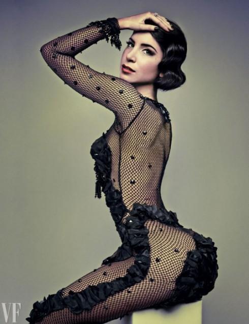 Jen Selter - Vanity Fair - April 2014