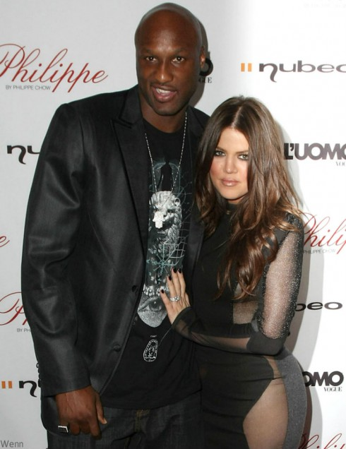 kardashian Is lamar odom dating khloe