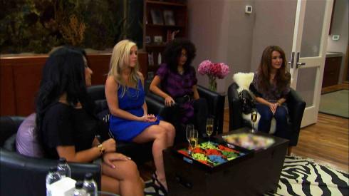 Kim Kardashian Undercover with Assistants