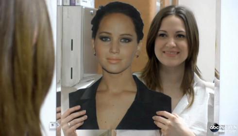Kitty - Plastic Surgery - Jennifer Lawrence