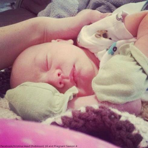 Layton Jax Head - Kristina Robinson