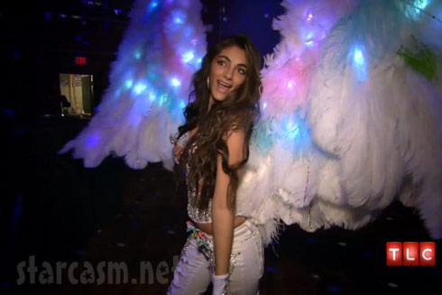 My Big Fat American Gypsy Wedding Season 3 angel wings dress