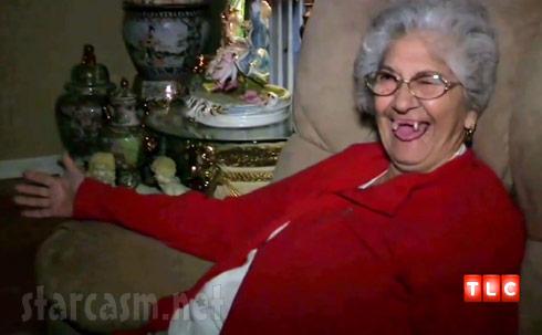 My Big Fat American Gypsy Wedding Season 3 toothless old vampire lady