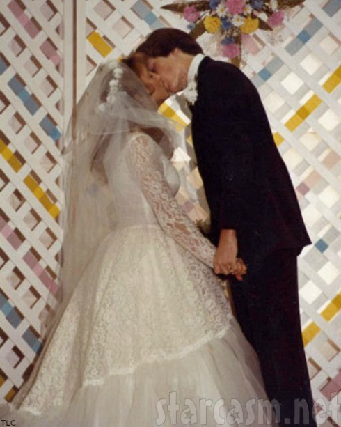 Michelle Duggar - Jim Bob Duggar - Duggar Wedding Photos