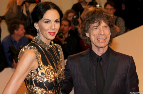 Mick Jagger - L'Wren Scott Suicide
