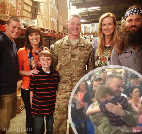 Military-surprise-Duck-Dynasty