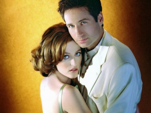 Mulder - Scully