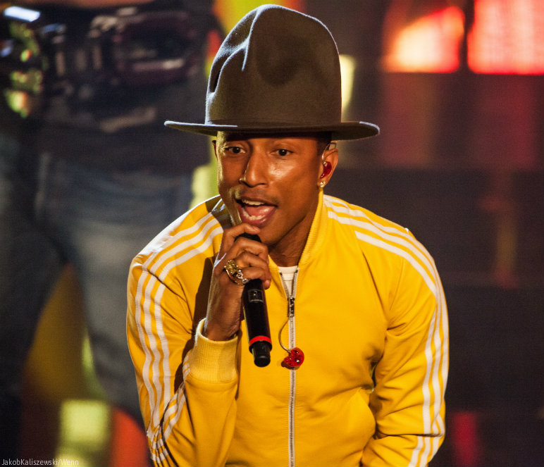 71340265dc736 Arby s bought Pharrell s big hat for  44.1K