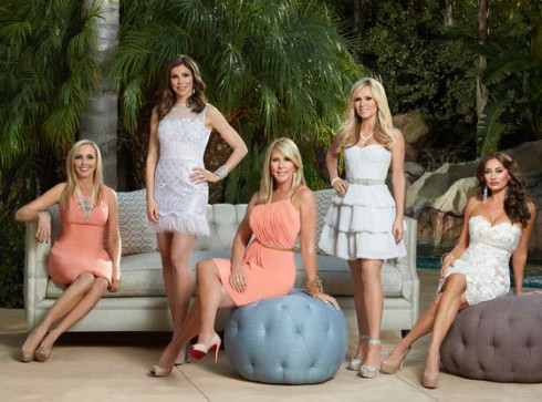 The Real Housewives of Orange County Season 9 official cast photo
