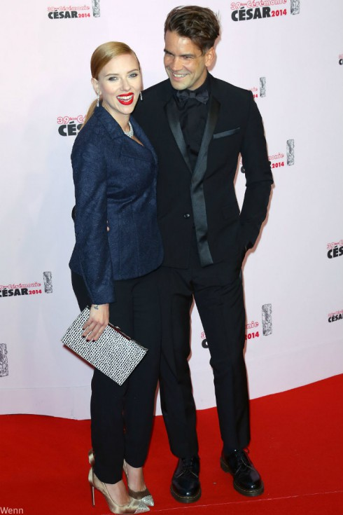 Scarlett Johansson - Romain Dauriac