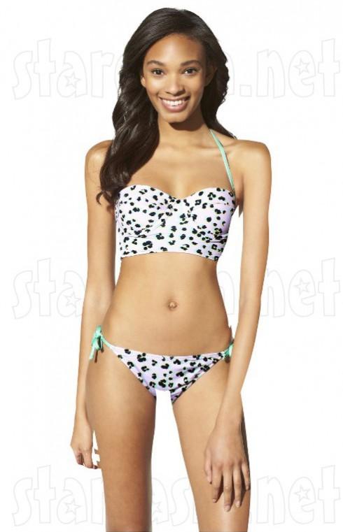 Target bikini Photoshop fail thigh gap