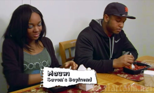 16 and Pregnant Season 5 Savon's boyfriend Mauwi