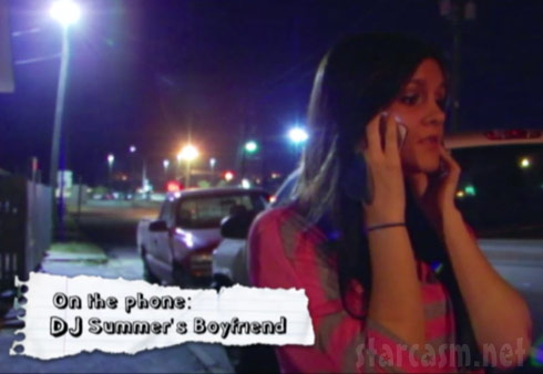 16 and Pregnant Season 5 Summer's boyfriend DJ father of Summer Rewis' son Peyton DanielDJ