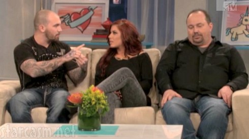 Adam Lind Chelsea Houska Teen Mom 2 Reunion