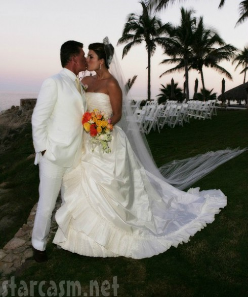 Alan Thicke - Tanya Thicke Wedding