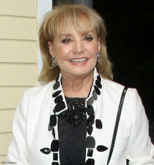 Barbara Walters - The View Retirement