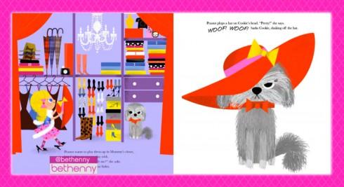 Bethenny Frankel children's book Cookie Meets Peanut excerpt