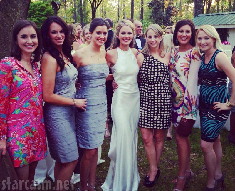 Cameran Eubanks Wedding Bridesmaids