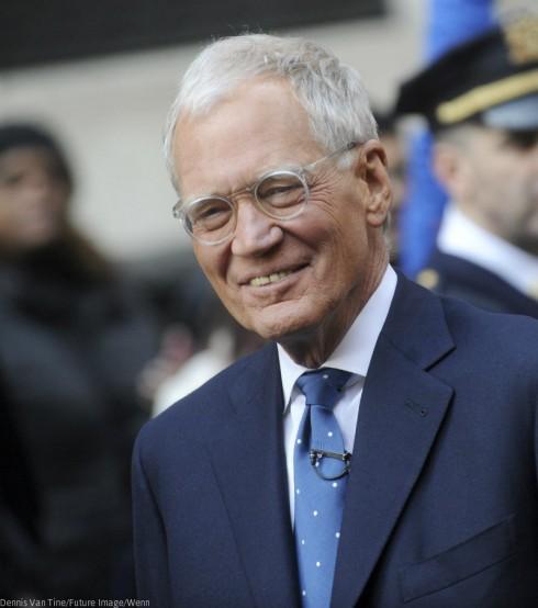 David Letterman Late Show Retirement