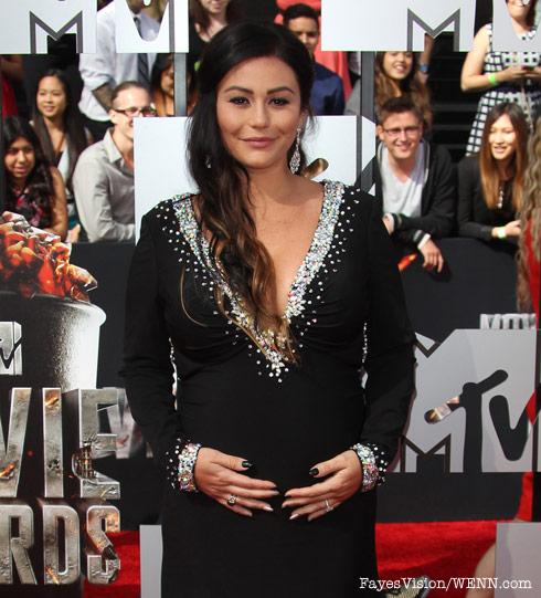 JWoww-2014-MTV-Movie-Awards