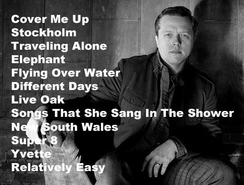 Jason Isbell Southeastern track listing