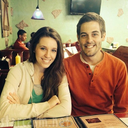 Jill Duggar and Derick Dillard Engaged