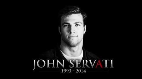 John Servati - University of Alabama