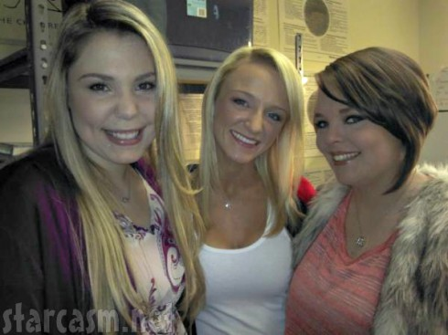 Kailyn Lowry - Maci Bookout - Catelyn Lowell