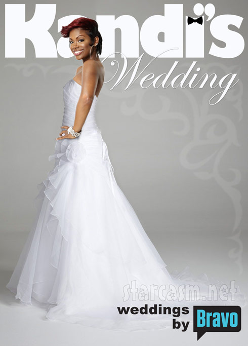 Kandi Burruss Officially Gets The Real Housewives Of Atlanta S Wedding Spin Off On
