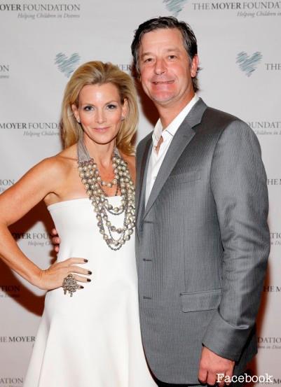 Karen and Jamie Moyer