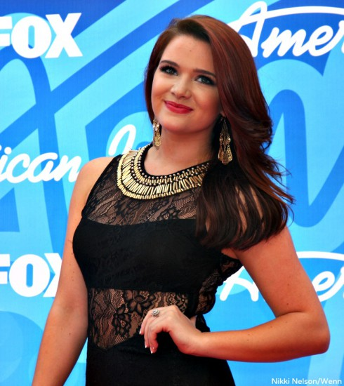 Katie Stevens American Idol Faking It