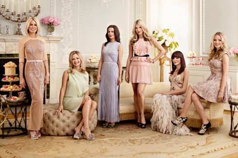 Ladies of London Bravo Official Cast