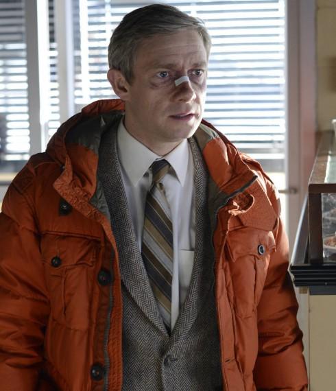 Martin Freeman as Lester Nygaard Fargo TV Show