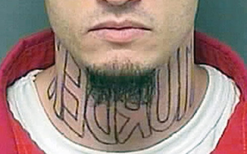 Murder-tattoo