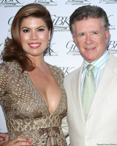 Tanya Thicke - Alan Thicke - Unusually Thicke