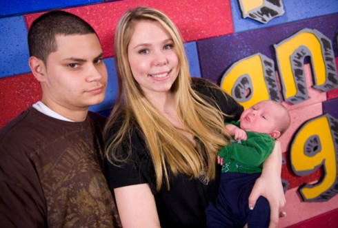 Young Kailyn Lowry Teen Mom 2 Jo Rivera