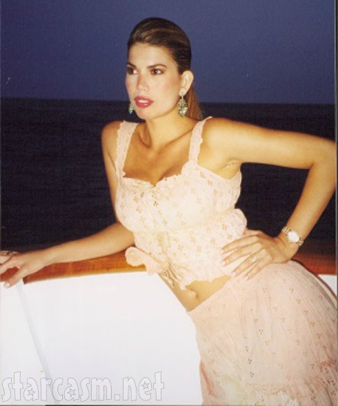 Young Tanya Thicke Modeling photo