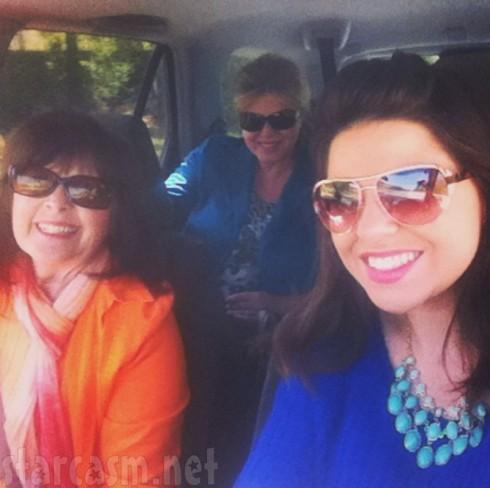 Amy Duggar - Mom and Grandma