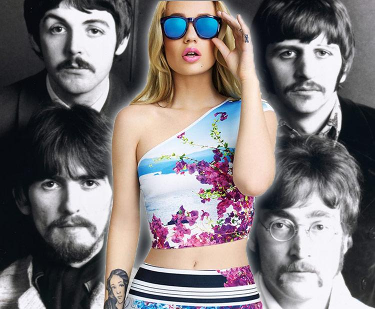 Iggy Azalea Beatles