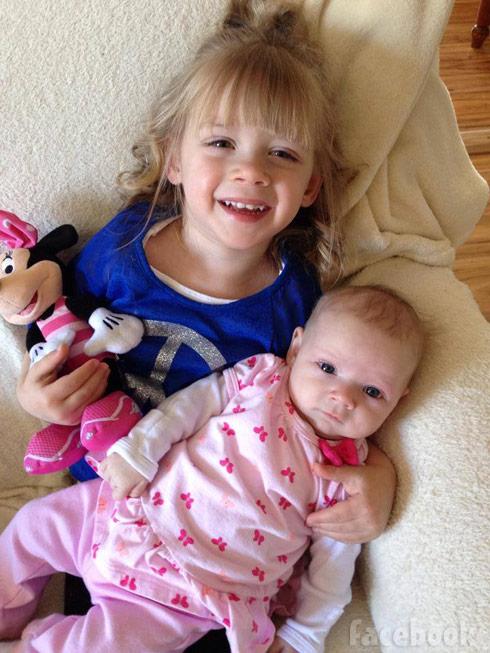 Breaking Amish Rebecca Schmucker's daughters Kayla and Malika Rayne Schmucker