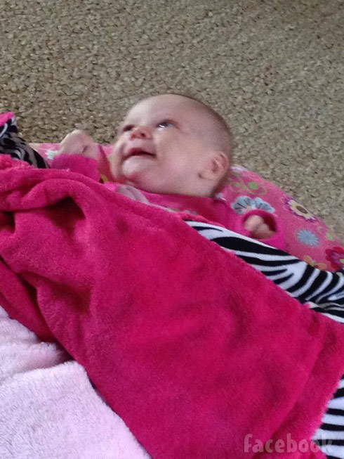 Breaking Amish Return To Amish Rebecca baby daughter Malika