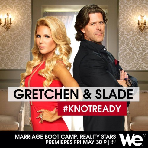 Gretchen Rossi Slade Smiley Marriage Boot Camp Reality Stars