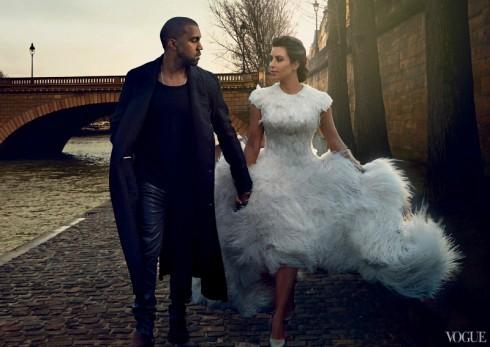 Kanye West - Kim Kardashian Married