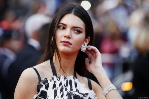 Kendall Jenner Cannes Jewelry