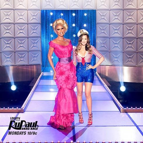 Khloe Kardashian RuPaul's Drag Race