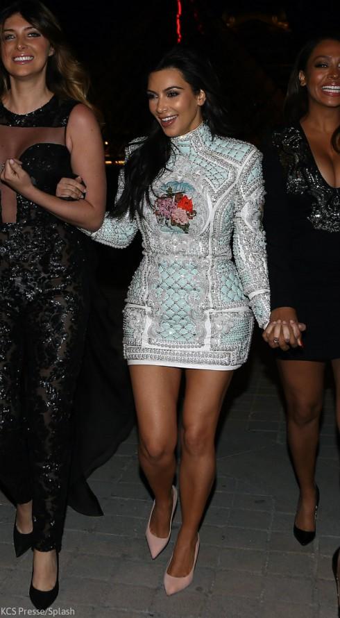 Kim Kardashian Bachelorette Party - Lala Anthony