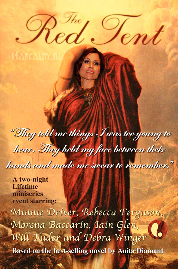 Lifetime Movie The Red Tent To Star Minnie Driver Morena