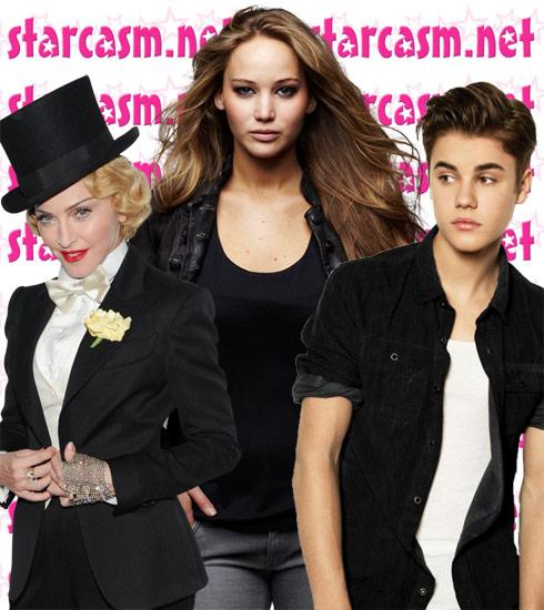 Madonna_Jennifer-Lawrence_Justin-Bieber