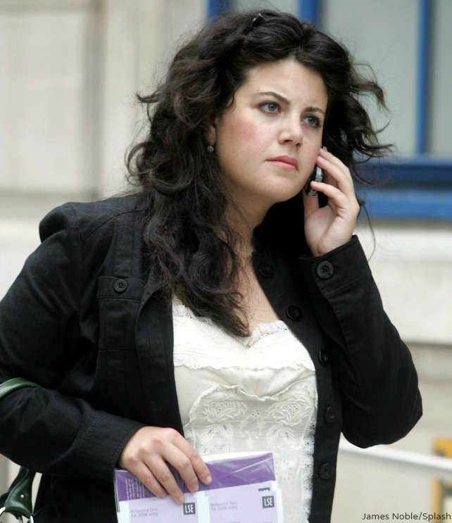photo what does monica lewinsky look like now what does she do